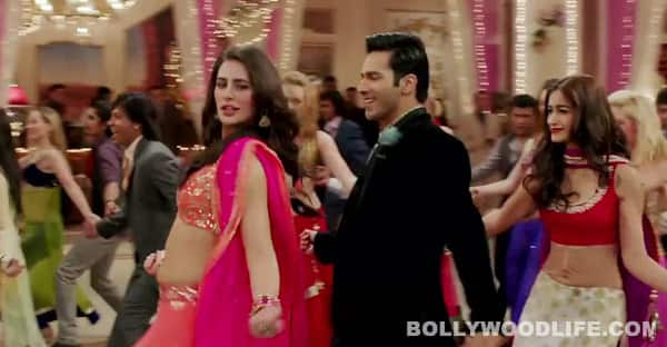 Main Tera Hero song Shanivaar raati: Watch Varun Dhawan's newest attempt to replace Govinda!