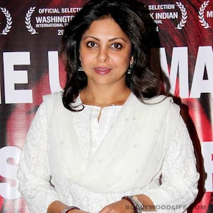 Shefali Shah: My character in Lakshmi didn't allow me any escape routes