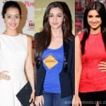 What do Alia Bhatt and Parineeti Chopra have that Shraddha Kapoor doesn't?
