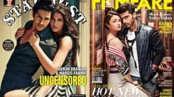 Varun Dhawan and Nargis Fakhri or Alia Bhatt and Arjun Kapoor: Who make a desirable cover-pair?