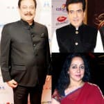 Why did Jeetendra and Hema Malini miss the press conference held in support of Subrata Roy?
