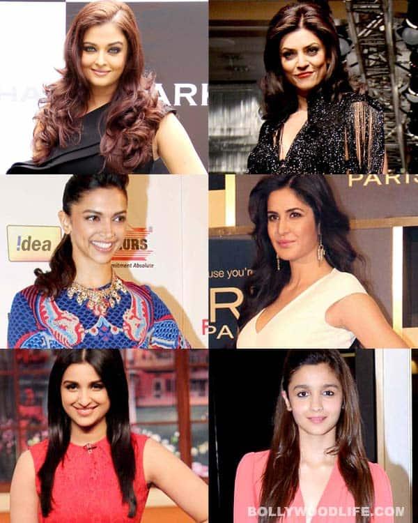 Like Aishwarya Rai Bachchan and Sushmita Sen, will Katrina Kaif and Deepika Padukone, Alia Bhatt and Parineeti Chopra unite for a film?