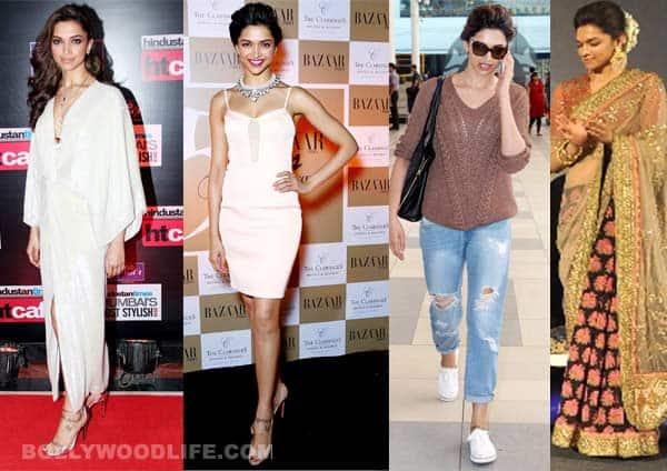 Deepika Padukone flaunts her casual, sexy and desi avatars!