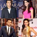 Holi special: Ranbir Kapoor, Katrina Kaif, Ranveer Singh, Deepika Padukone-meet the multi-coloured celebrities of B-town!