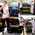 Uncontrolable crowd manhandles Sunny Leone during Ragini MMS 2 promotions! View pics