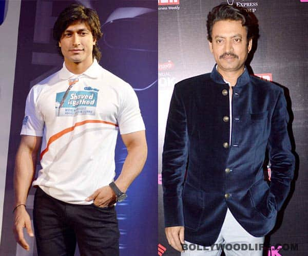 Vidyut Jamwal to play younger Irrfan Khan in Tigmanshu Dhulia's next!