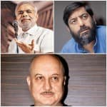 Anupam Kher is lying. NDA govt banned 'Final Solution'. He was Censor Chief: Director Rakesh Sharma