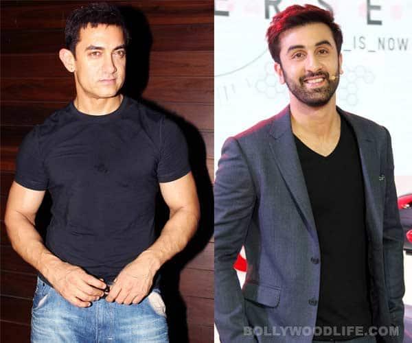 Aamir Khan concedes Christmas release date to RanbirKapoor
