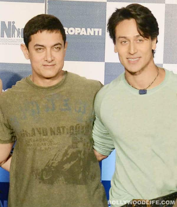 Aamir Khan: Tiger Shroff is a superstar on the horizon