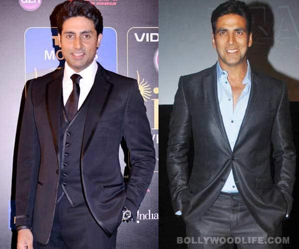 Akshay Kumar and Abhishek Bachchan to team up for Sajid Nadiadwala's Housefull 3