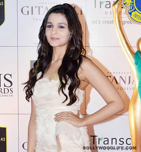 Alia Bhatt: I would never do a nude scene