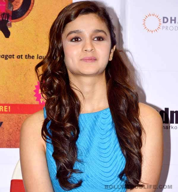 Alia Bhatt: I don't want a guy who will push me down!