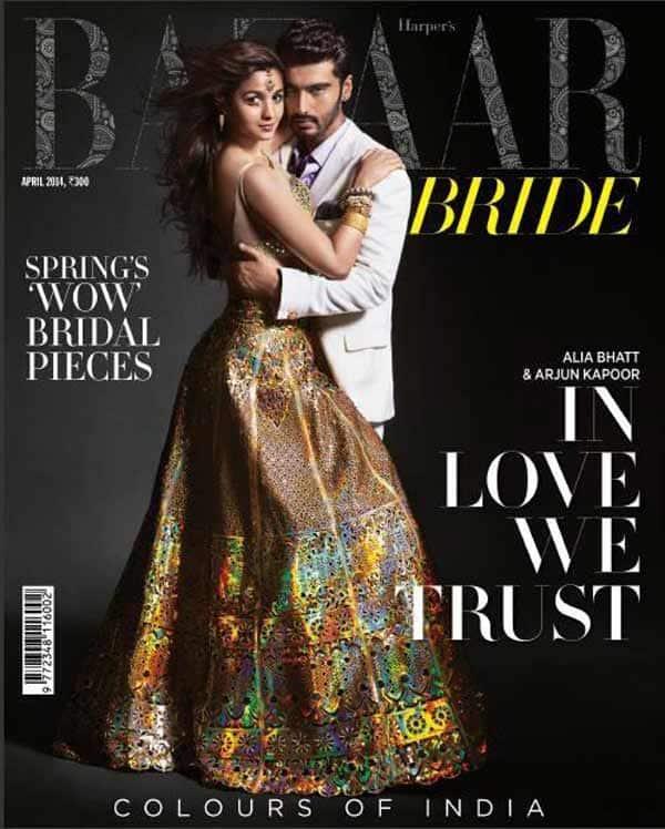 Do Alia Bhatt And Arjun Kapoor Make The Perfect Bride And Groom