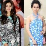 Alia Bhatt's box office success overshadows Kangana Ranaut's Revolver Rani!