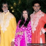 Amitabh Bachchan, Aishwarya Rai Bachchan and Abhishek Bachchan to recreate the Kajra re magic