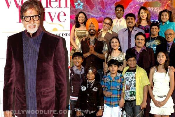 Amitabh Bachchan on Taarak Mehta Ka OoltahChashmah!