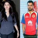 Anushka Sharma and Virat Kohli locked up in the same room?