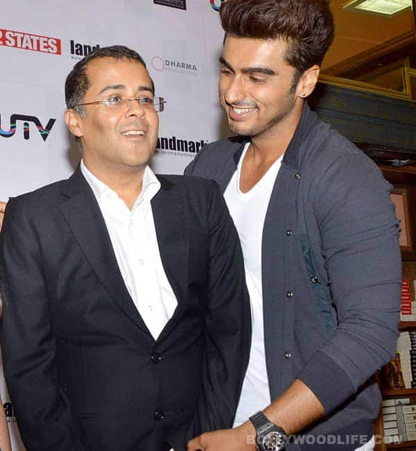 Why was Arjun Kapoor chosen as the lead in 2 States?