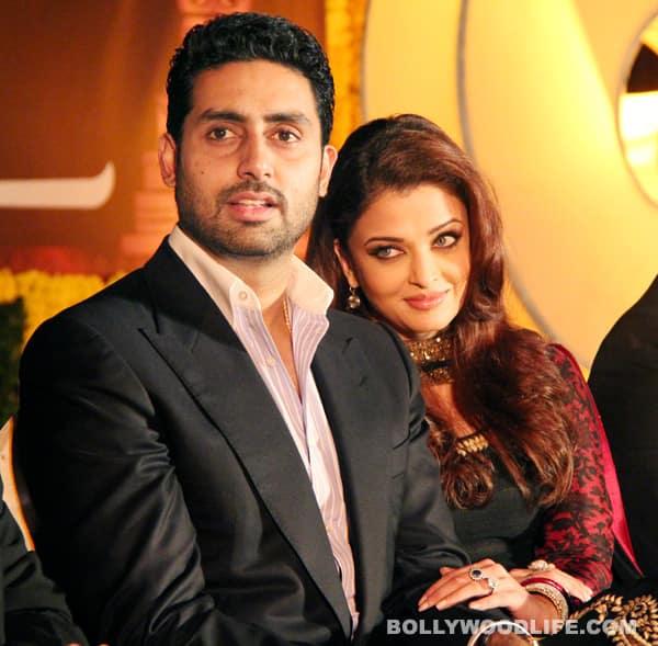 Abhishek Bachchan and Aishwarya Rai Bachchan, happy anniversary!