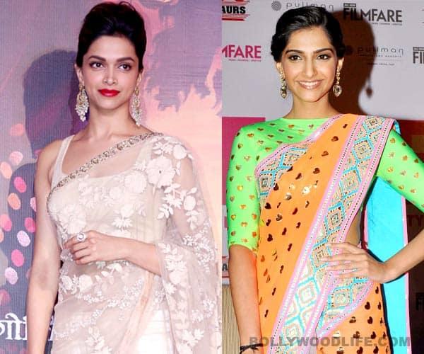 Are Deepika Padukone and Sonam Kapoor the new Shahrukh Khan-Salman Khan of Bollywood?