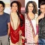 Juhi Chawla, Preity Zinta, Mahesh Bhatt, Ritesh Deshmukh among others cast their vote