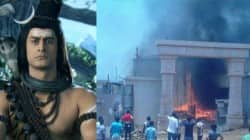 Devon Ke Dev… Mahadev: 200 trunks of costumes worth crores destroyed after fire mishap!