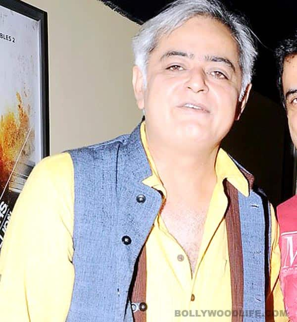 Hansal Mehta receives National award as recognition for his hard work