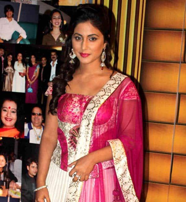 Yeh Rishta Kya Kehlata Hai's Akshara aka Hina Khan in love with...?