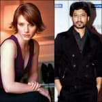 Irrfan Khan shoots with Bryce Dallas Howard