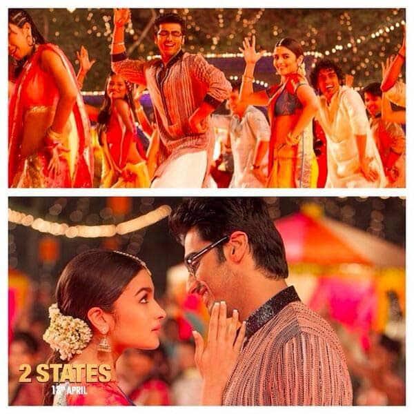 2 States song Iski uski making: Alia Bhatt and Arjun Kapoor's entertaining dance face off!