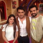 What are Jay Bhanushali and Mahhi Vij doing on Comedy Nights with Kapil?