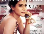 Kajol: A visual delight as a pin-up girl!