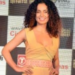 Who spoiled Kangana Ranaut's private party?