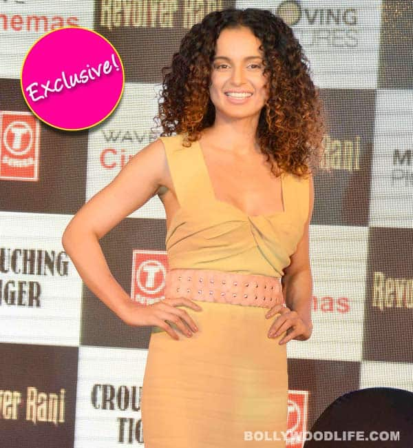 Kangana Ranaut: I have three toy boys!