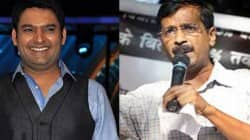 Comedy Nights With Kapil, Kapil Sharma, Arvind Kejriwal