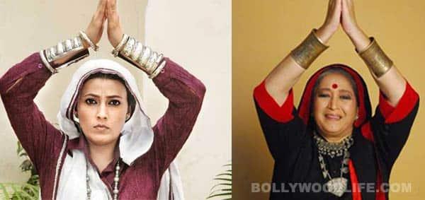 Sasural Simar Ka: Amita Khopkar's character inspired byAmmaji?