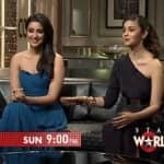 Koffee with Karan 4 promo: Alia Bhatt and Parineeti Chopra fail to fake friendship on Karan Johar's show!