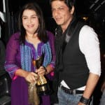 What did Sharukh Khan gift Farah Khan?