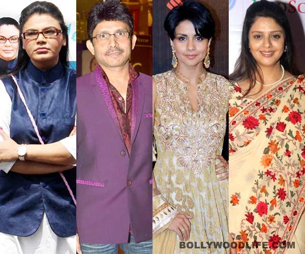 Rakhi Sawant, Gul Panag, KRK, Nagma – Are Bollywood's jobless turning to politics?