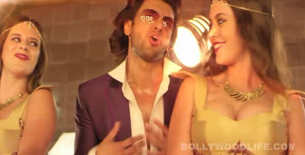 Ranveer Singh unleashes his wild side for a condom ad! Watch behind the scenes video!