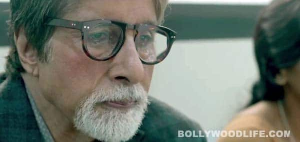 Bhoothnath Returns song Sahib: Amitabh Bachchan will leave you teary eyed!