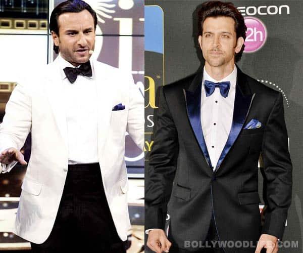Saif Ali Khan still wary of Kareena Kapoor's ex-boyfriend HrithikRoshan?