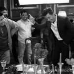 Riteish Deshmukh mimics Rajesh Khanna and Shatrughan Sinha on the sets of Humshakals!