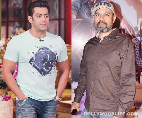 Salman Khan angry with Atul Agnihotri?