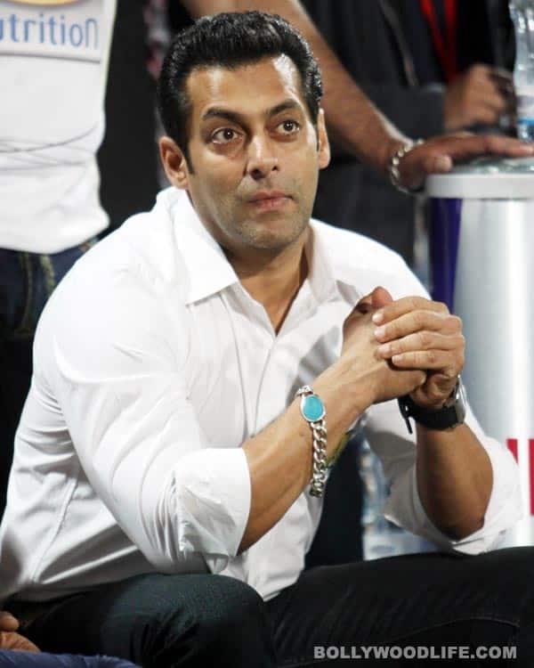 When Salman Khan ran away from his commitments...