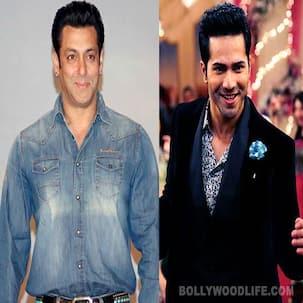 What is Salman Khan doing in Varun Dhawan's Main Tera Hero?