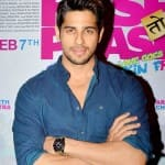 Why is Sidharth Malhotra planning to fly down to Delhi?