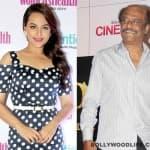 Why was Rajinikanth hesitant to romance Sonakshi Sinha onscreen?