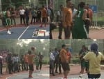 Sonakshi Sinha beats Akshay Kumar in basketball – Watch video!