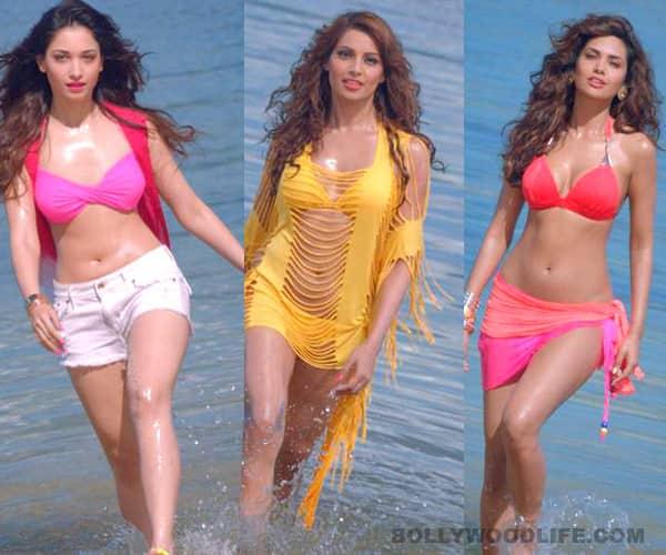 Bikini Scenes In Bollywood